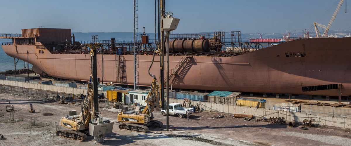 MG 8867s Sanmar Shipyard Project