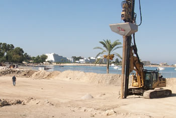 Qatari Diar Ibn Hani Bay Project All Projects