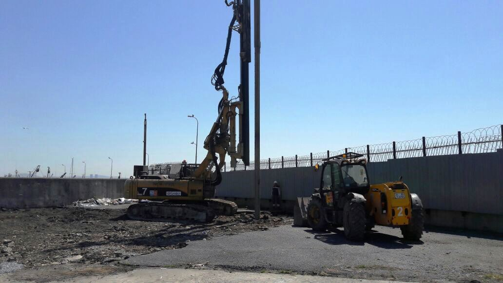 yenikapi Impact System was chosen instead of Mini Piles at the project site.